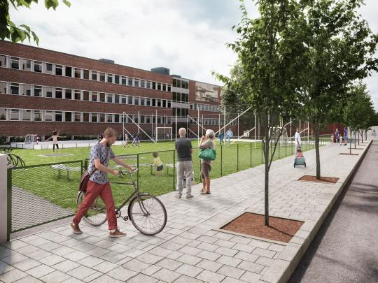 IES Solna - Opening August 2021